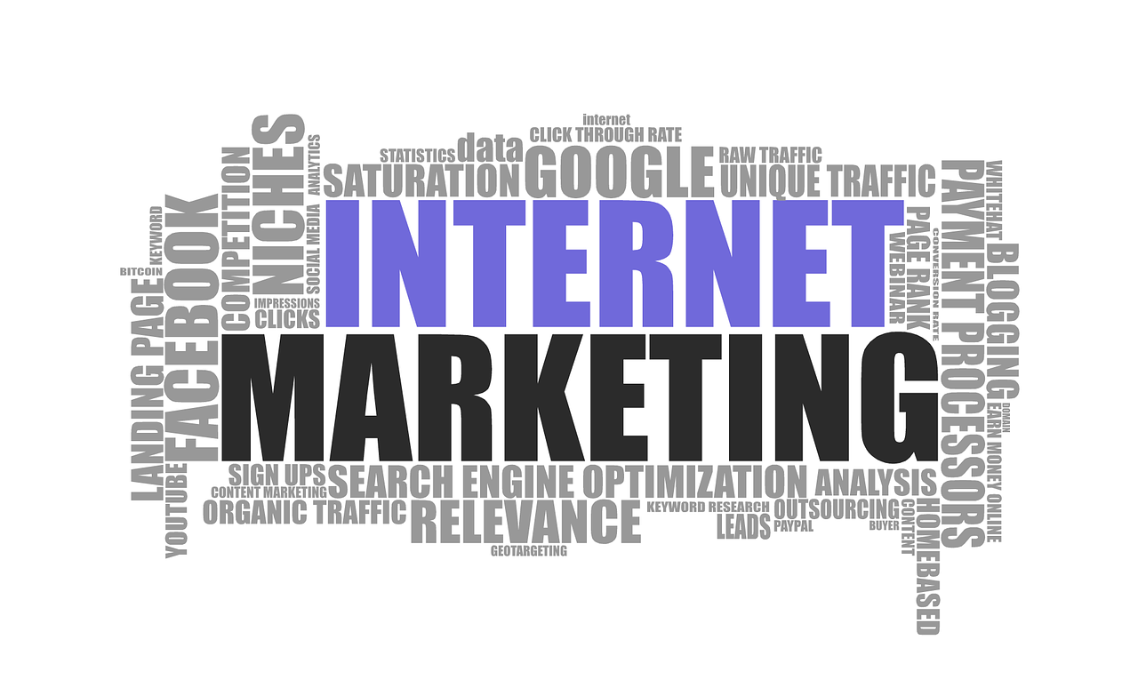 online marketing 101 internet history
